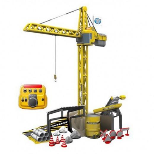سيلفرليت – لعبة معدات البناء