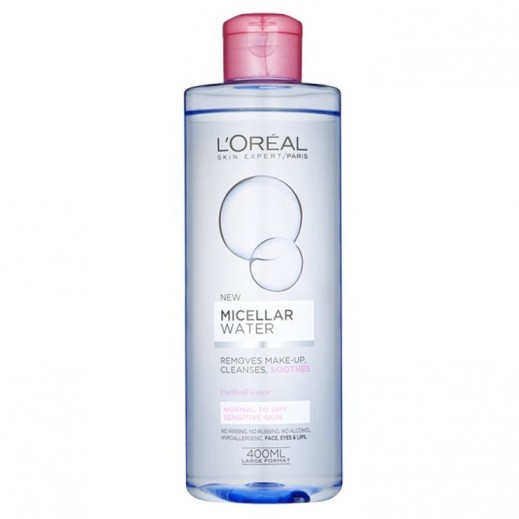 L'Oreal Makeup Removing Micellar Water 400 ml