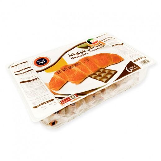 المطاحن – كرواسون بالشوكولاتة 60 جم × 6 حبة