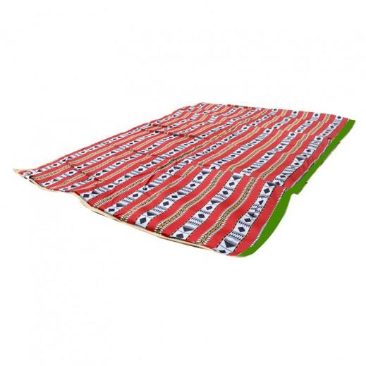 سدو – حصيرة نوم قابلة للطي  1.5 × 2 متر - أخضر
