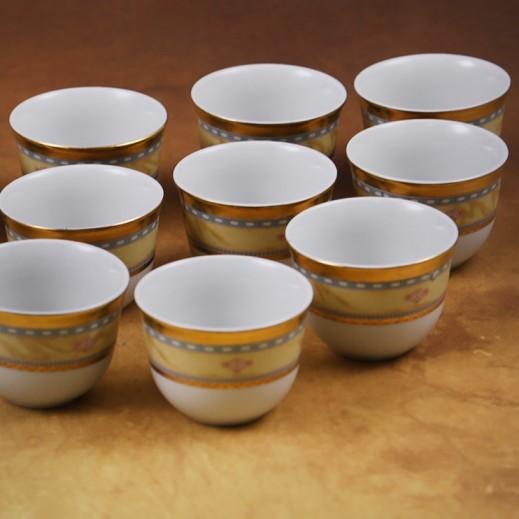 توجنانا – طقم فناجين قهوة 12 قطعة