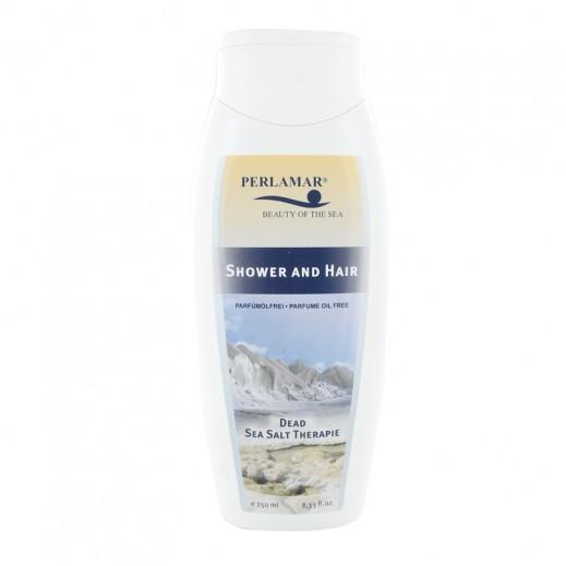 بيرلامار – شامبو (Shower & Hair) ضد القشرة 250 مل
