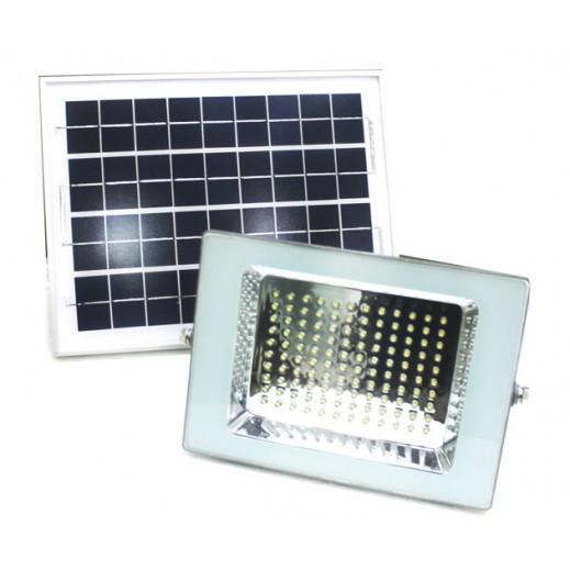 ضوء كشاف LED للطوارئ يعمل بالطاقة الشمسية  20W