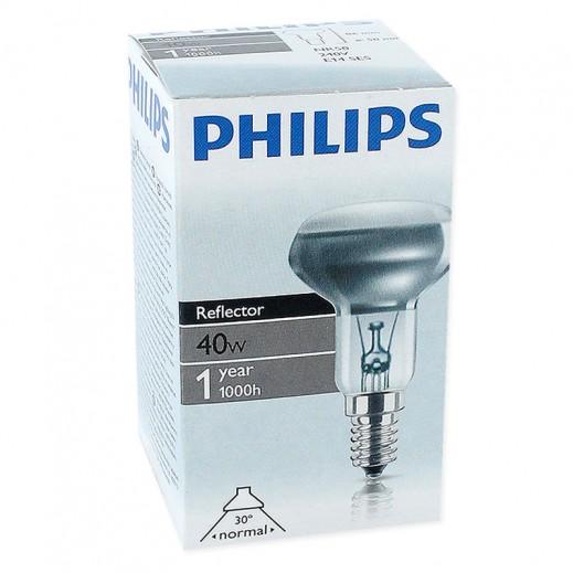 فيليبس – مصباح سبوت R50 موديل E14-30D – بقوة 40 واط