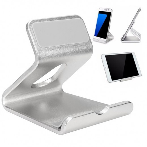 Stand Mobile & Tablet - Silver