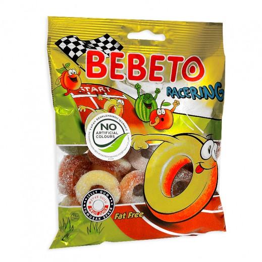 بيبيتو - حلوى جيلي على شكل حلقة السباق 200 جم