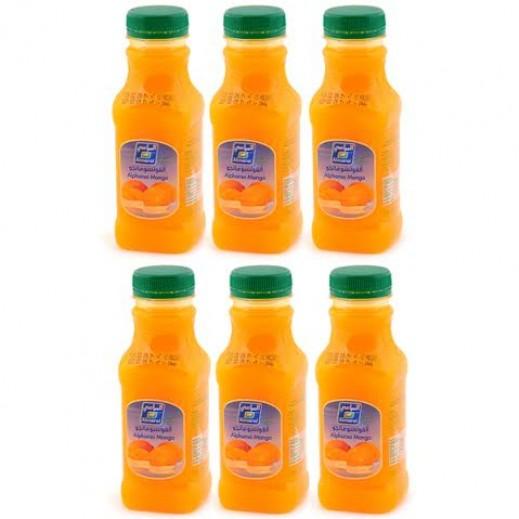المراعي - عصير مانجو مع اللب 6 حبة × 300 مل - أسعار الجملة