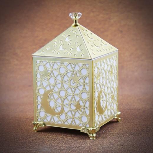 صندوق الحلوى بتصميم رمضان - حجم صغير