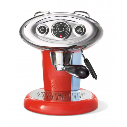 ايلي - صانعة القهوة - احمر - يتم التوصيل بواسطة Al Hajeri