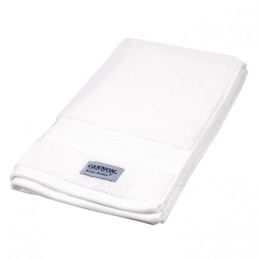 كانون رويال مناشف حمام أبيض 1 قطعة مقاس 41×66 سم