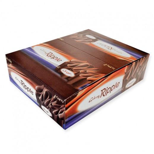 جالاكسي ريبل - شوكولاتة - كرتون 24 حبة × 25 جم