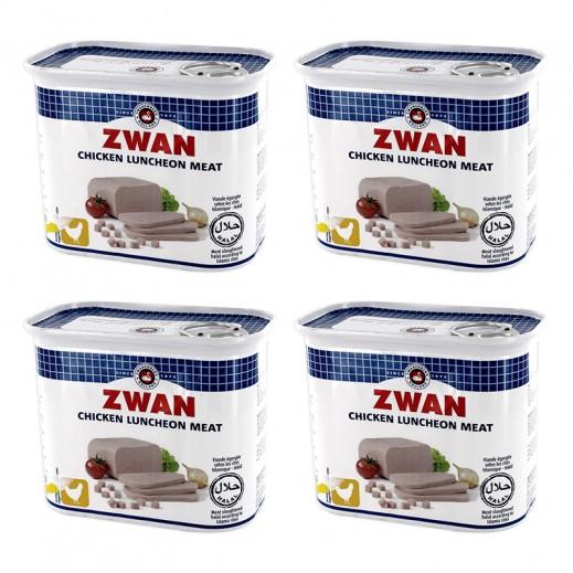 زوان - لنشون دجاج 340 جم (4 حبة) - عرض التوفير