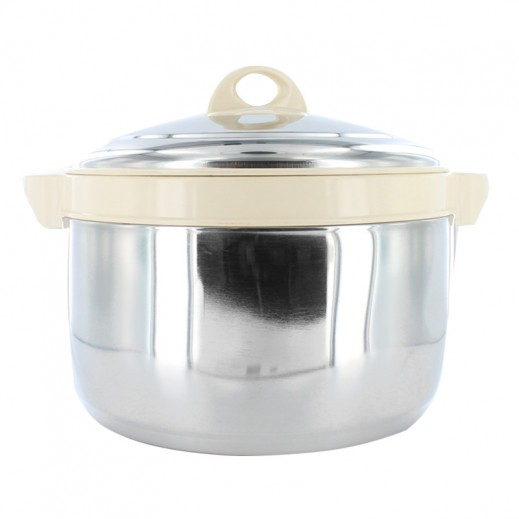إيشن شايننج ستار - جدر ستيل لحفظ الأطعمة الساخنة 3.5 لتر - بيج
