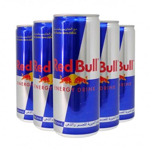 ريد بُل – مشروب الطاقة 250 مل ( 4 كرتون × 6 حبة ) – أسعار الجملة