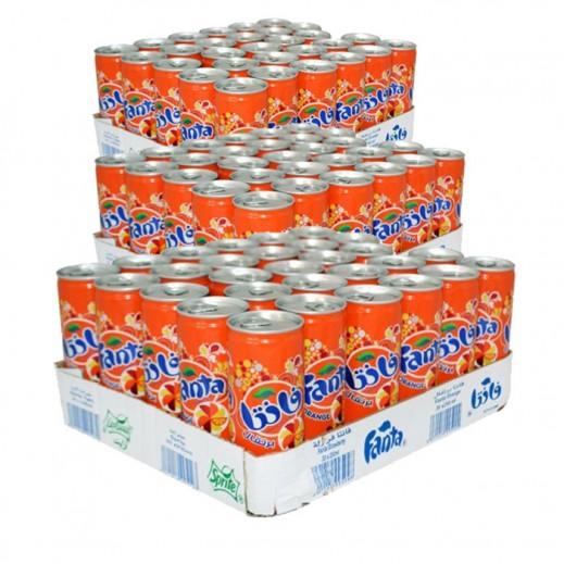 فانتا – شراب البرتقال 250 مل ( 3 كرتون × 30 حبة ) – أسعار الجملة