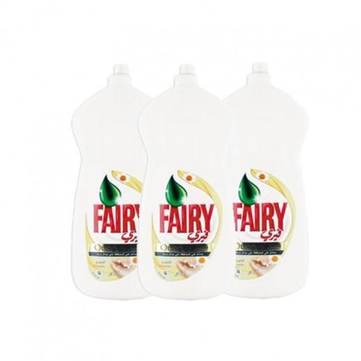 فيري – سائل غسيل الصحون بالبابونج 1.2 لتر × 4 حبة - عرض التوفير