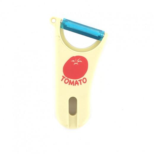 ميتالتيكس- قشارة البطاطا والطماطم- لون أصفر