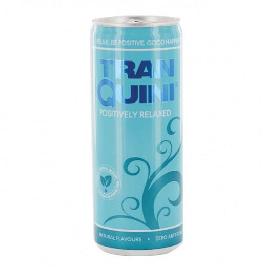 ترانكويني -  مشروب الإيجابية والروقان 250 مل