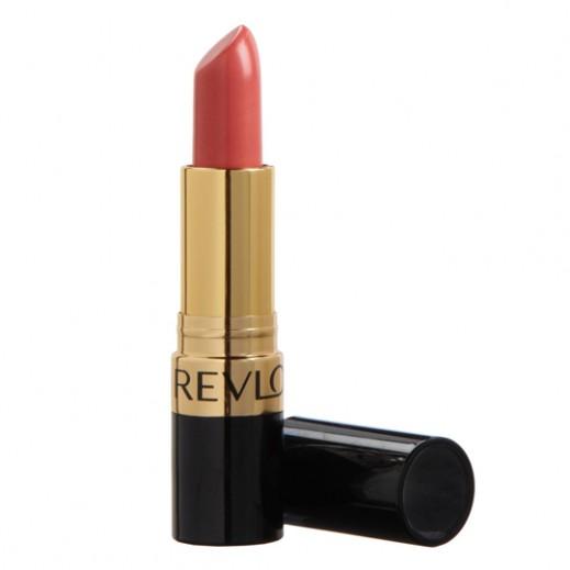 """ريفلون -  أحمر شفاه """"سوبر لستروس"""" بظل Coral Berry (رقم 674)"""