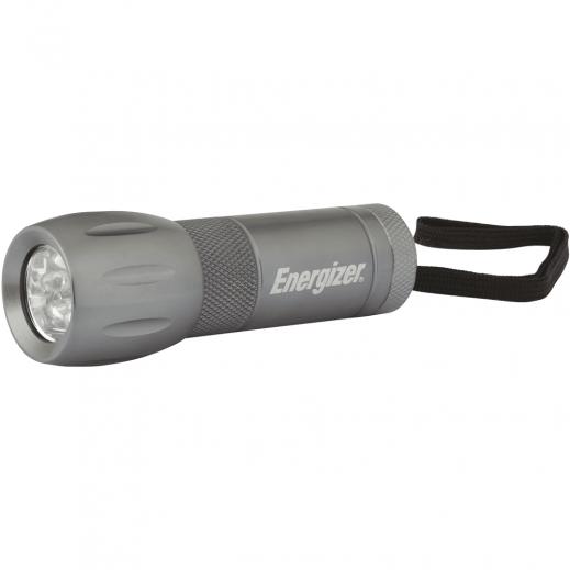 إنرجايزر - مصباح LED معدني ML33AV - فضي