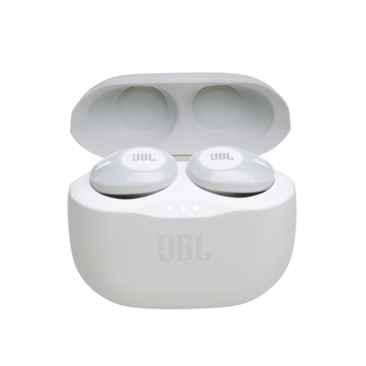 جي بي ال - سماعات أذن لاسلكية Tune 120TWS - أبيض