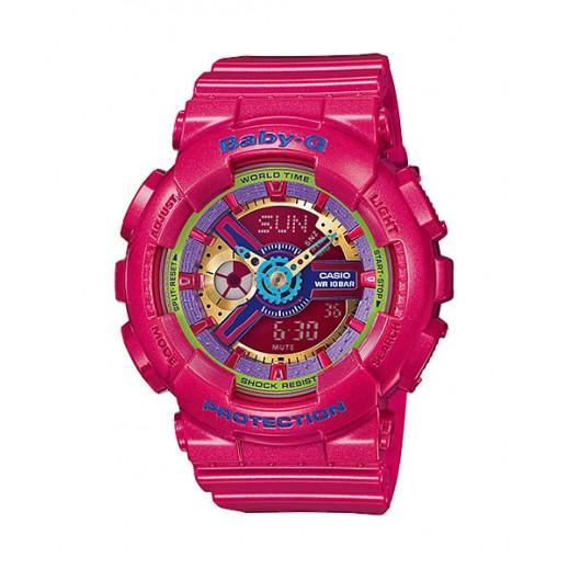 كاسيو – ساعة بيبي جي للنساء موديل BA112-4ADR