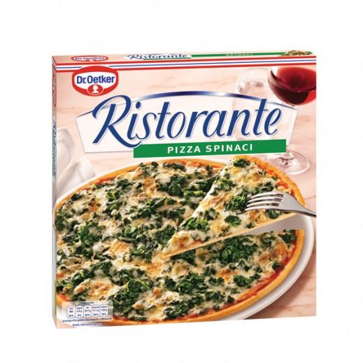 """د.أوتكر – بيتزا """" ريستورانتي"""" جاهزة بطعم السبانخ (390 جرام)"""