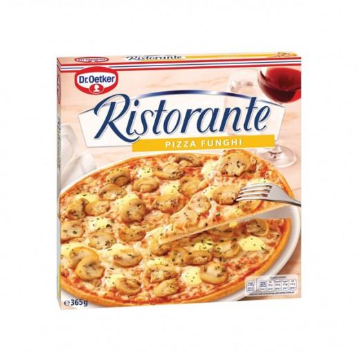 """د.أوتكر – بيتزا """" ريستورانتي"""" جاهزة بطعم الفطر (365 جرام)"""
