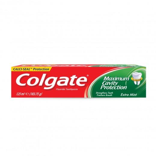كولجيت - معجون أسنان أقصى حماية ضد التسوس - نعناع أكثر - 125 مل