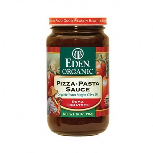 إيدن – صلصة بيتزا عضوية 396 جرام