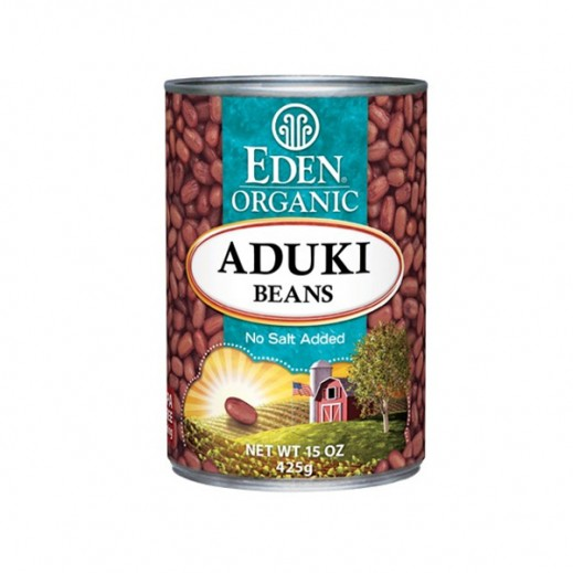 """إيدن – فاصوليا """"ادوكا"""" عضوية 425 جرام"""