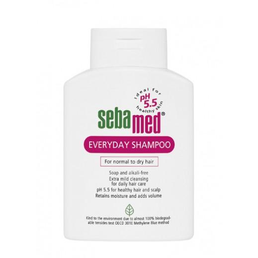 سيباميد – شامبو الأستخدام اليومي للشعر العادي والجاف 200 مل