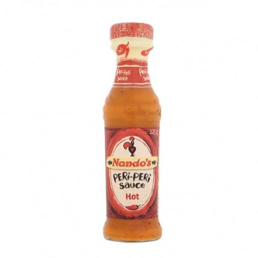 ناندوز – صلصة بيري- بيري بنكهة أعشاب معتدلة الحرارة 250 جرام