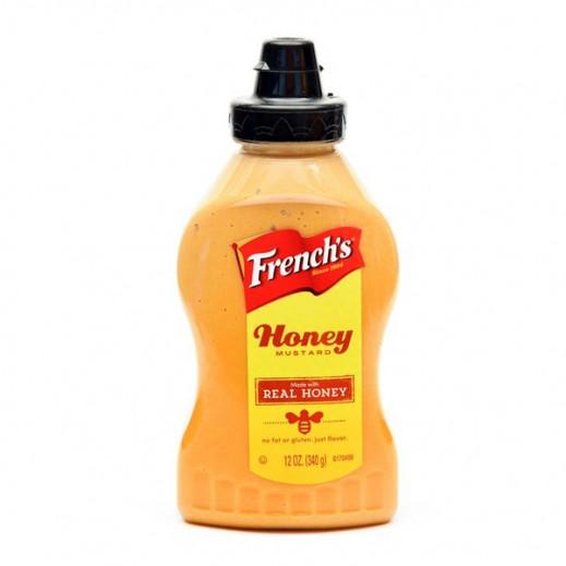 فرنشز – خردل مع العسل  340 جرام