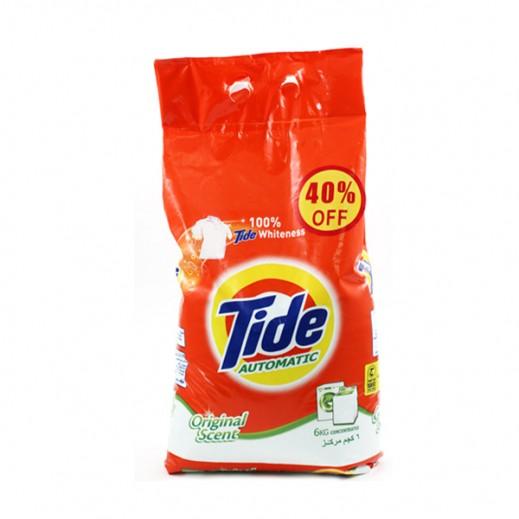 تايد - مسحوق الغسيل العطر الأصلي للغسالات الأتوماتيك  6 كجم