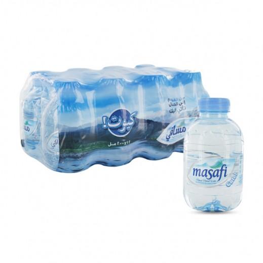 مسافي – مياه معدنية  طبيعية (كيوت) (12×200 مل)