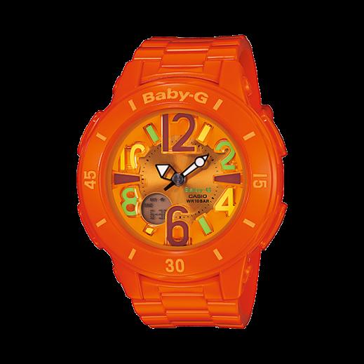 كاسيو – ساعة بيبي جي للنساء موديل BGA171-4B2DR