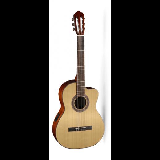 كورت - جيتار صوتي كلاسيكي – بني - يتم التوصيل بواسطة Salmeen