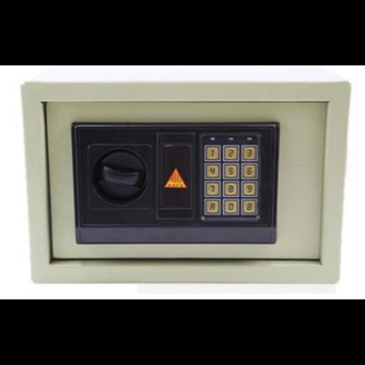خزنة (تجوري) الكترونية مع لوحة مفاتيح رقمية 9 كيلو