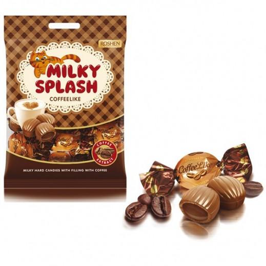 """روشين – حلوى """"ميلكي سبلاش"""" بالحليب والشوكولاتة 90 جم"""
