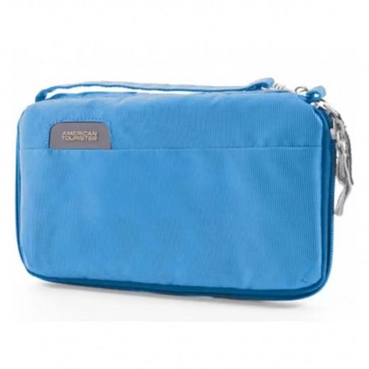 أميركان توريستر – حقيبة الرحلات القصيرة (أزرق سماوي)