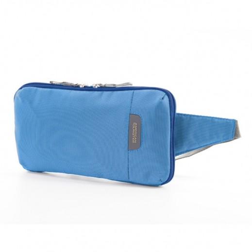 أميركان توريستر – حقيبة تُربط حول الخصر (أزرق سماوي)