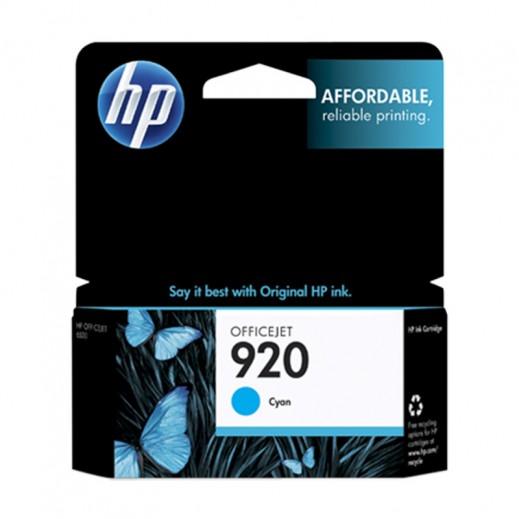 إتش بي – خرطوشة حبر HP 920 – أزرق سماوي