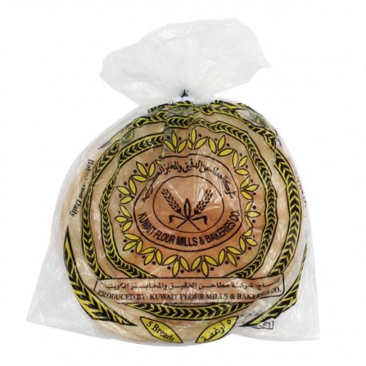 المطاحن – خبز أبيض 5 رغيف ( 375 جم )