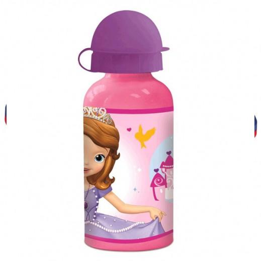 """ديزني - زجاجة مياه ألومنيوم """"برنسيس سوفيا"""""""