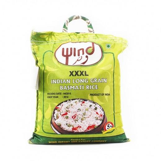 وند - أرز بسمتي هندي XXXL حبة طويلة 5 كجم