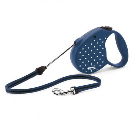 فليكسي – حبل كلب قابل للسحب متوسط الحجم – 5 متر