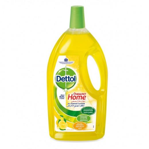 ديتول – مُنظف لجميع الأغراض برائحة الليمون 3 لتر