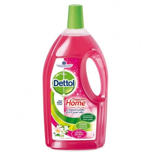 ديتول – مُنظف لجميع الأغراض برائحة الياسمين 3 لتر