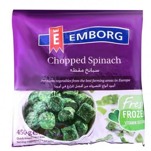 إيمبورج – سبانخ مقطعة مجمدة 450 جم